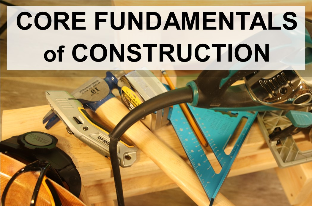 Roanoke City - Core Fundamentals of Construction